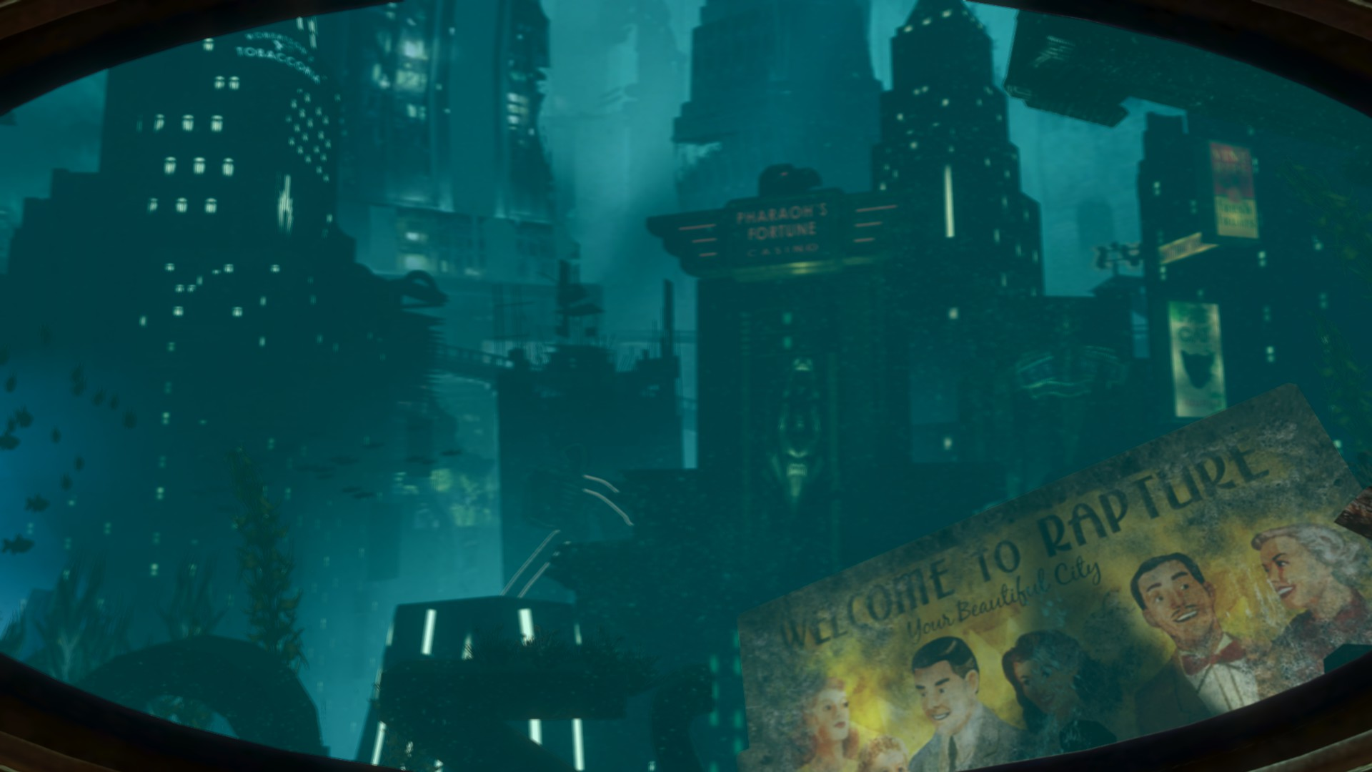 Bonded For Life To A Single Little One Bioshock 2