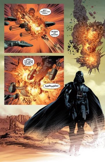 Star Wars - Vader Down 001-025